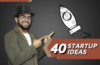 Innovative startup ideas In Hindi