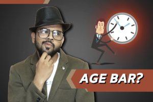 age bar for entrepreneurs