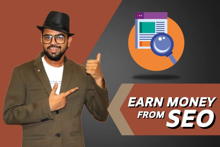 How to earn money from SEO in Hindi | Digital TK