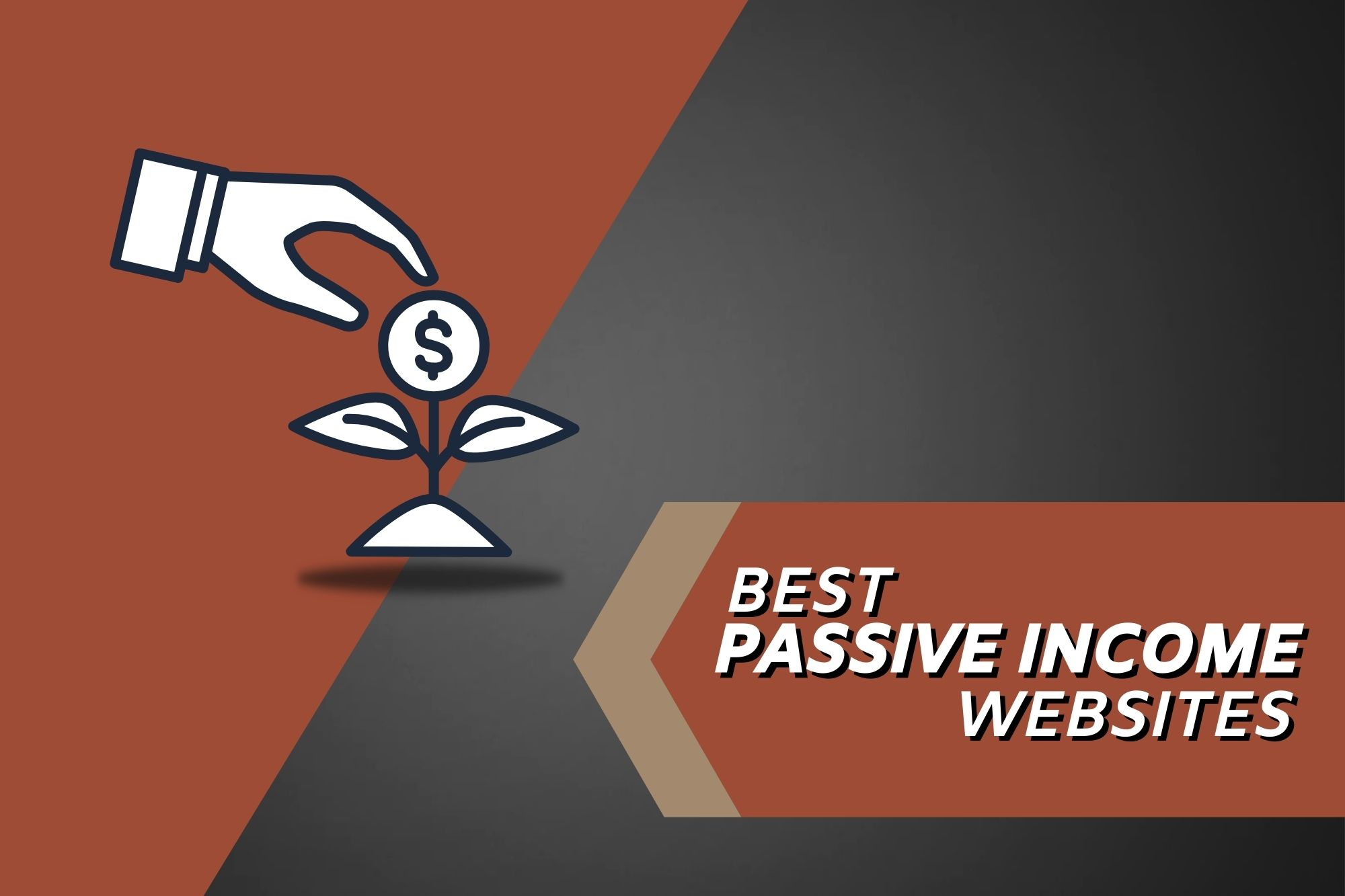 Best Passive Income Website In 2021